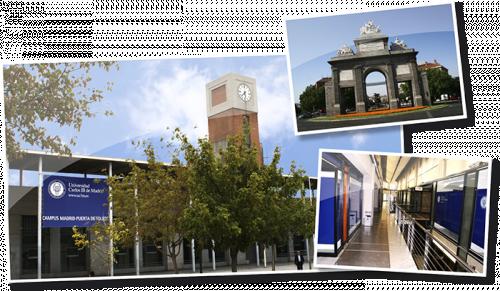 Puerta de Toledo Campus - Universidad Carlos III de Madrid