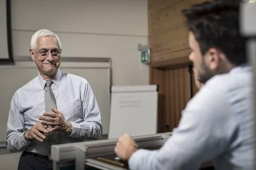 MBA - International Faculty: J.J. Larco - Lean Transformation