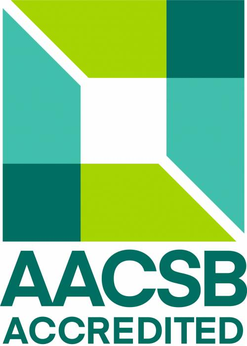 SHU offers a world class education: Fewer than 5% of business schools worldwide have met the rigorous standards required for AACSB accreditation.
