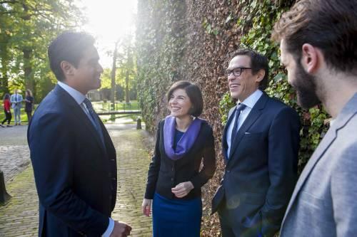 Nyenrode Executive MBA students.