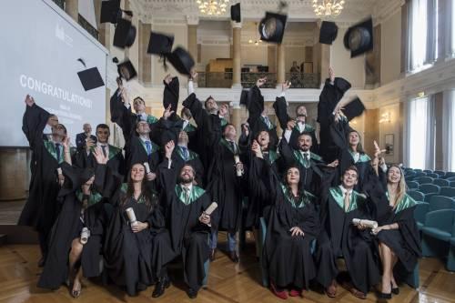 MBA Class of 2019 - Graduation Ceremony