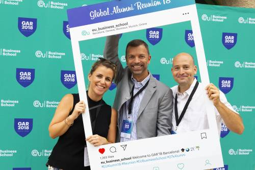 Global alumni Reunion 2018