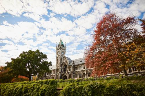 The University of Otago is ranked in the top 1% of universities in the world. (QS World University Rankings)