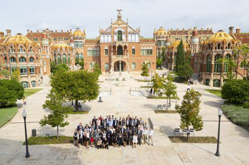 Global Alumni reunion at Barcelona, 2018