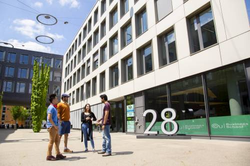EU Munich campus