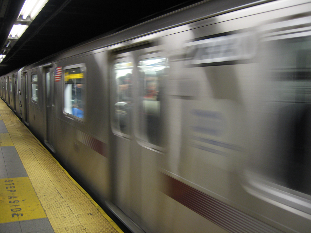 MBA students in New York City will definitely use the city's subway system