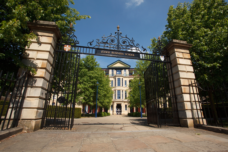 The University of Cambridge's Judge Business School