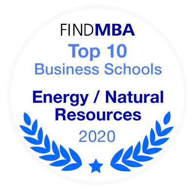 Top 10 MBA Programs for Energy and Natural Resources